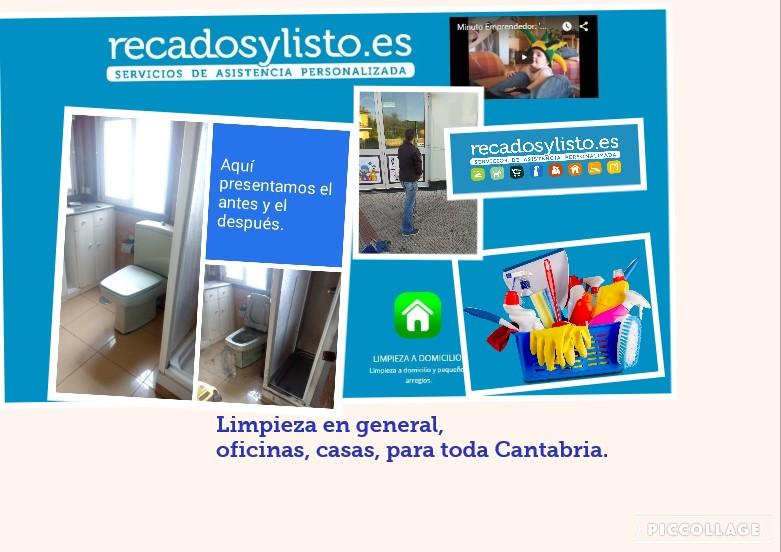 Limpiezas recadosylisto.es